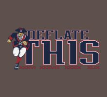 Four Super Bowl Championships- Deflate This Kids Clothes