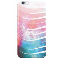 Colorwave Pattern iPhone Case/Skin