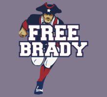 Tom Brady Suspension - FREE BRADY Kids Clothes