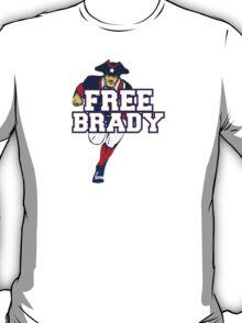 Tom Brady Suspension - FREE BRADY T-Shirt