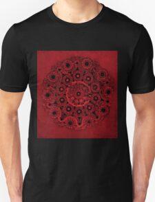 Doily Joy Mandala- Deep Roots T-Shirt