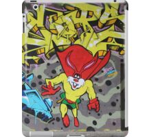 Superbunny Graffiti Vienna Austria iPad Case/Skin