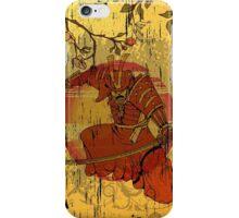 Ninja japan iPhone Case/Skin