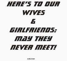 Wives & Girlfriends by michelleduerden