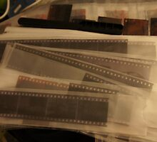 Old film, protected but discarded by agenttomcat