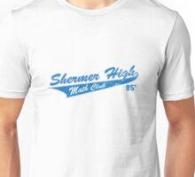 Shermer High Math Club 85 Unisex T-Shirt