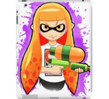 Splatoon - Are You A Kid Or Squid? iPad Case/Skin