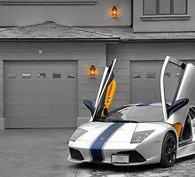 Lamborghini LP640 by vladiphoto