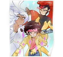 X-Men Ladies Poster