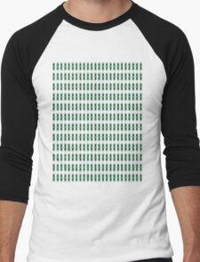 New Growth #4 Men's Baseball ¾ T-Shirt