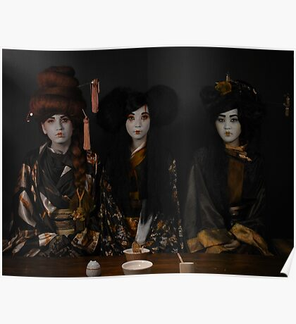 The Tea Ceremony Poster