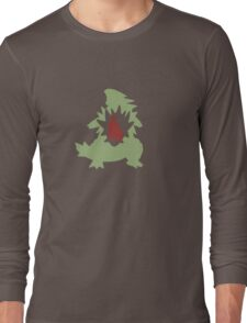 Larvitar Evolution Long Sleeve T-Shirt