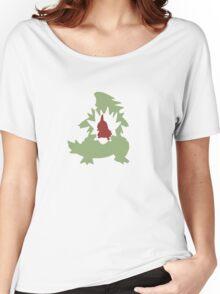 Larvitar Evolution Women's Relaxed Fit T-Shirt