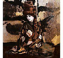 Geisha Series Number 3 Photographic Print