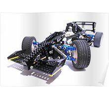 Technic Racing Poster