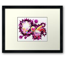 Magic Kirby Framed Print