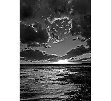 New Dawn B+W Photographic Print