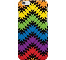 Spiky Zigzag iPhone Case/Skin