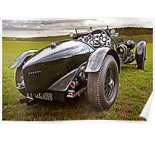 Bentley 8 Liter 1925 Poster