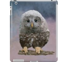 Owlet iPad Case/Skin