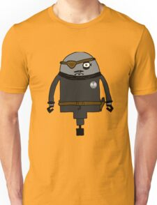 Nick Furious Unisex T-Shirt