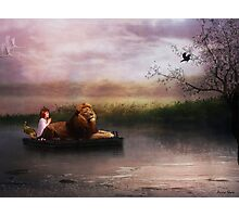 """Hush Little Baby , Don't You Cry"", (The Imaginary Kingdom Series)) Photographic Print"
