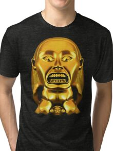 GOLDEN IDOL Tri-blend T-Shirt