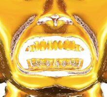 GOLDEN IDOL Sticker