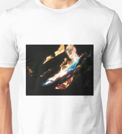 Open Fire!!! Unisex T-Shirt