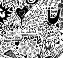 Heartfull Sticker