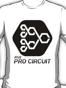 ANRPC - Black on White T-Shirt