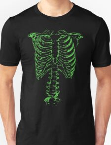 Green Ribcage  Unisex T-Shirt