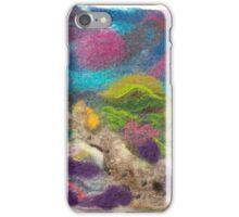 Moorland views iPhone Case/Skin