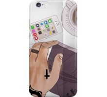 Harry Styles hand iPhone Case/Skin