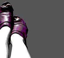 Purple by Tam  Locke
