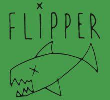 FLIPPER! One Piece - Short Sleeve