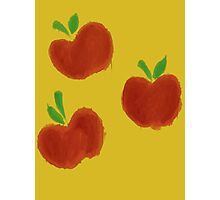 Painted Applejack Photographic Print