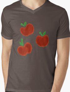 Painted Applejack Mens V-Neck T-Shirt