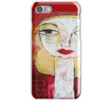 Always wear your invisible crown iPhone Case/Skin