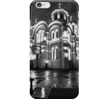 St Volodymyr's Cathedral in Kiev iPhone Case/Skin