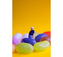 Jelly Belly! Photographic Print