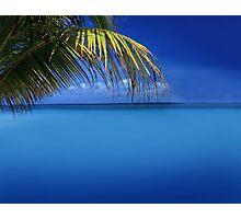 Exotic Holiday Destination  Photographic Print