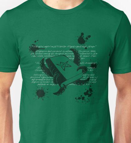 Cthulhu Mythos Unisex T-Shirt