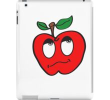 Apple  |  Fruit with Faces iPad Case/Skin