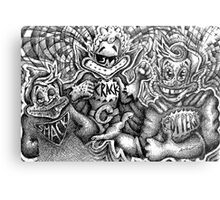 Cereal Killers Metal Print