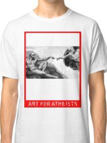 Art for Atheists: Darwin#1 Classic T-Shirt