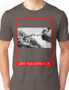 Art for Atheists: Darwin#1 Unisex T-Shirt