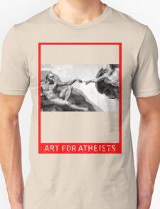 Art for Atheists: Darwin#1 T-Shirt