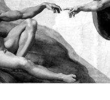 Art for Atheists: Darwin#1 Sticker