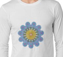 Summer Mandala Long Sleeve T-Shirt